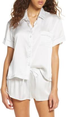 Papinelle Short Silk Pajamas