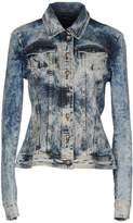 Philipp Plein Denim outerwear - Item 42612517