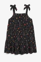 Monki Tie shoulder dress