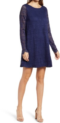 Lilly Pulitzer Ophelia Lace Long Sleeve Dress