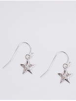 M&S Collection Star Earrings