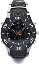 U.S. Polo Assn. Men's Gunmetal-Finish Sports Watch