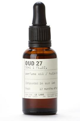 Le Labo 'Oud 27' Perfume Oil