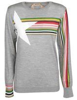 N°21 No21 Rainbow Star T-shirt