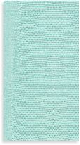 Bed Bath & Beyond Lizard Linen Guest Towels in Turquoise, Pack of 12