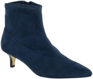 Bella Vita Kitten Heel Ankle Boots - StephanieII