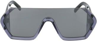 Courreges Eyewear Oversize Tinted Sunglasses