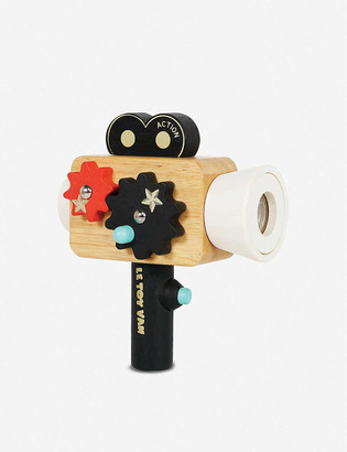 Le Toy Van Hollywood wooden film camera toy