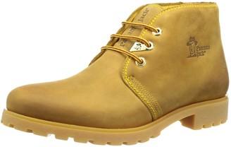 Panama Jack Bota Panama Womens Ankle Boots Yellow (Dusty Brown 3) 5 UK (38 EU)
