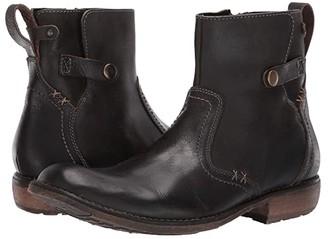 ROAN by Bed Stu TYE by Roan (Black Greenland) Men's Pull-on Boots