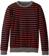 Toobydoo Gavin Crew Neck Sweater (Toddler/Little Kids/Big Kids)
