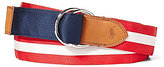 Polo Ralph Lauren Reversible Patriotic Belt