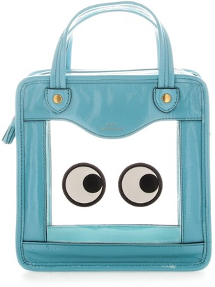 Anya Hindmarch Rainy Day Eyes Tote Bag