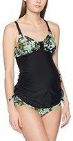 Cake Lingerie Women's Soda Swimwear Racerback Maternity Tankini,12 (Manufacturer Size:Medium)