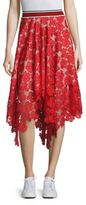 Tommy Hilfiger Collection Lace Midi Skirt