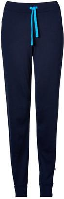 Smalls Merino Women's 100% Traceable Superfine Merino Trouser In French Navy