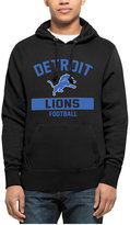 '47 Men's Detroit Lions Gym Issued Hoodie