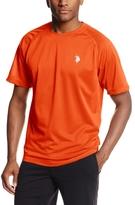 U.S. Polo Assn. Men's Rashguard Swim T-Shirt