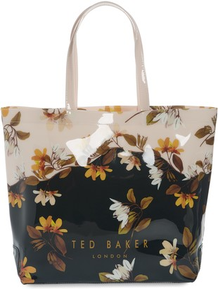 Ted Baker Bexcon Savanna Floral Large Icon Tote