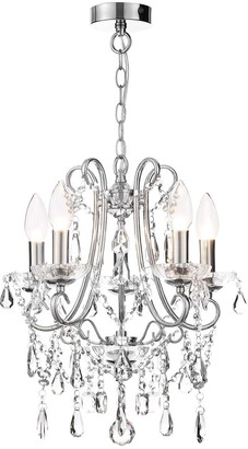 Marquis by Waterford Annalee Large 5 Light Chandelier