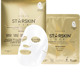 STARSKIN VIP The Gold Revitalizing Luxury Bio Cellulose Second Skin Face Mask