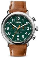 Shinola The Runwell Chronograph Watch