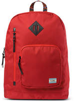 Toms Red Solid Ripstop High Road Backpack