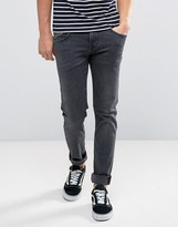 Pepe Jeans Finsbury Slim Fit Jeans in Dark Wash