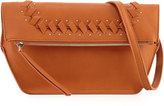 Danielle Nicole Theia Faux-Leather Crossbody Bag, Butterscotch