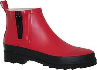 Sanita Fiona Welly Women's Short Shaft Rubber Boots,Red (Red 4),42 EU
