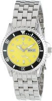 Sartego Women's SPQ97 Silver Stainless-Steel Quartz Watch with Dial