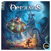 Iello Games Oceanos Board Game