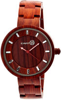 Earth Wood Branch Red Bracelet Watch ETHEW2803