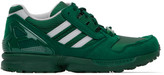 adidas Green ZX 8000 Sneakers