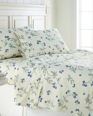 South Shore Furniture Southshore Linens French Country Cotton Sheet Set