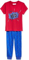 Family Pajamas Super Kid Pajama Set, Only at Macy's, Little Boys or Girls (2T-7) & Big Boys or Girls (8-16)