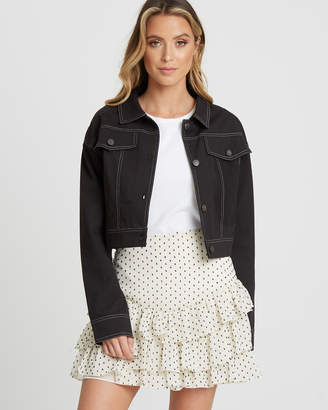 Jagger Cropped Jacket