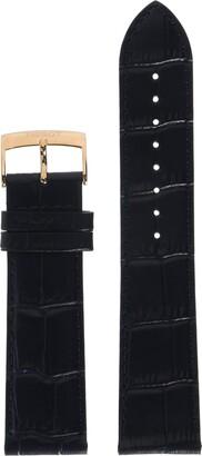 Tissot Leather Calfskin Blue Watch Strap 22mm Width (Model: T600040846)