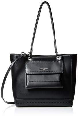 Karl Lagerfeld Paris Gem Faux Leather Multi Function Tote