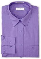 Pierre Cardin Purple Solid Dress Shirt
