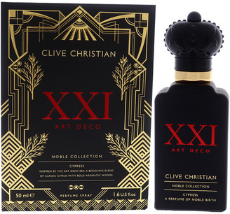 Clive Christian Unisex 1.6Oz Xxi Art Deco Noble Collection Cypress Edp Spray