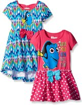 Disney Little Girls' Finding Dory Dresses Have You Seen This Fish