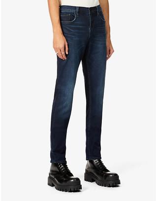 True Religion Ricky Flap slim-fit stretch-denim jeans
