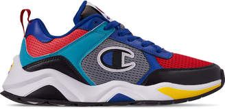 Champion Men's 93Eighteen SP Block Casual Sneakers