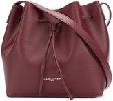 Lancaster bucket bag with detachable pouch