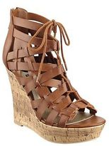G by Guess GByGUESS Women's Derrby Lace-Up Wedges