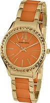 Jacques Lemans Ladies Watch Rome Analog Quartz Stainless Steel Coated 1–1797O