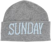 Alberta Ferretti Sunday Wool & Cashmere Knit Hat