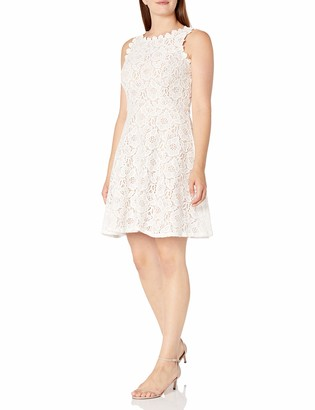 Tiana B T I A N A B. Women's lace fit and Flare Dress