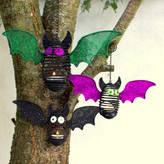Little Ella James Halloween Bat Lanterns